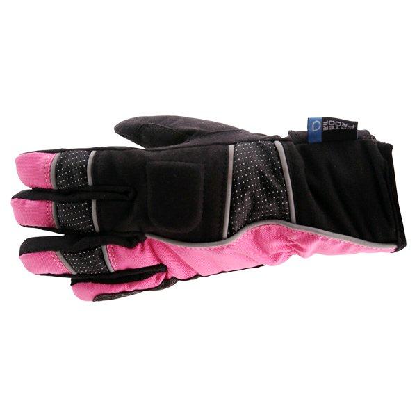 Beverley 9040 Gloves Pink J&S Ladies