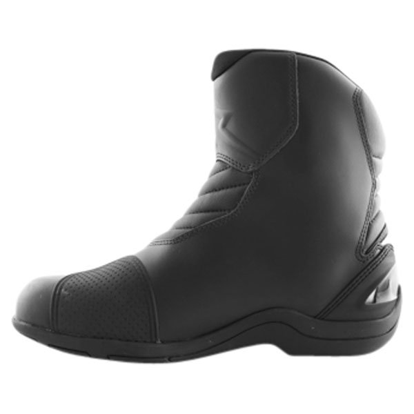 Alpinestars New Land Goretex Waterproof Black Motorcycle Boots Inside leg