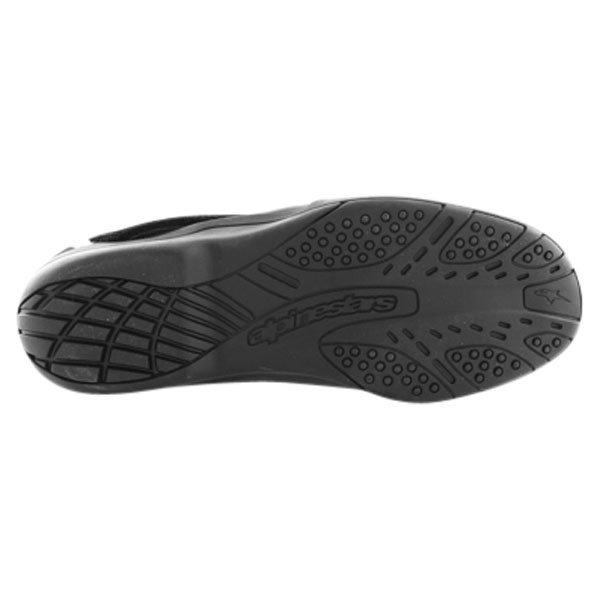 Alpinestars New Land Goretex Waterproof Black Motorcycle Boots Sole