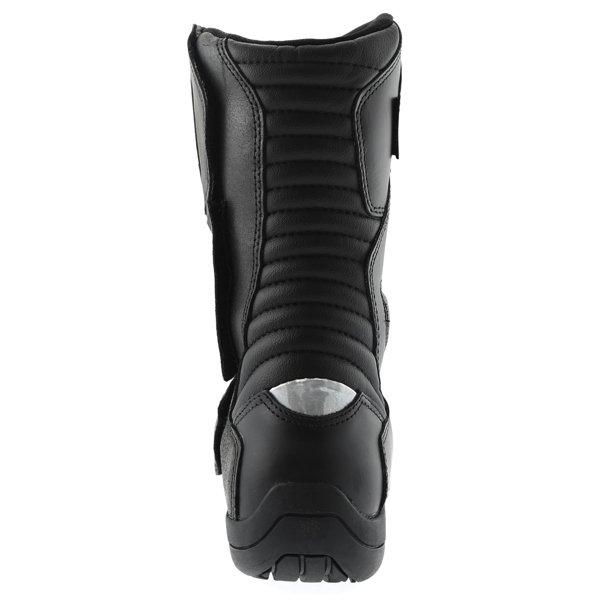 Alpinestars Web Goretex Black Waterproof Motorcycle Boots Heel