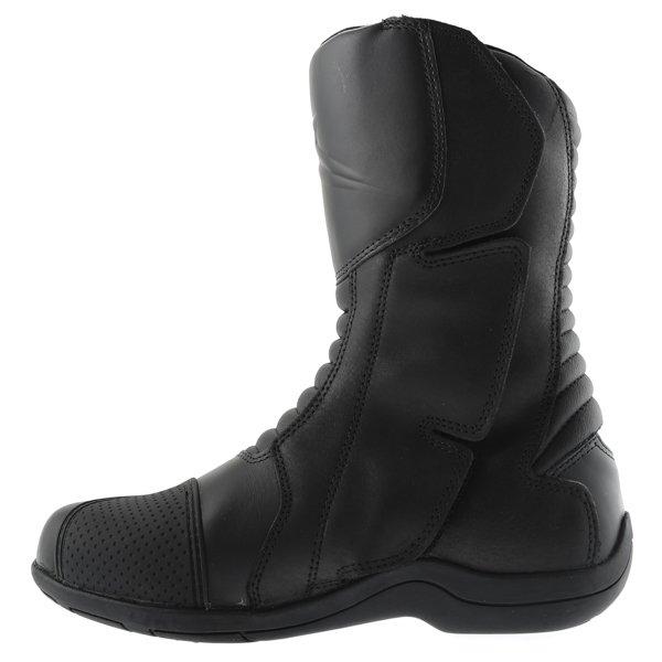 Alpinestars Web Goretex Black Waterproof Motorcycle Boots Inside leg