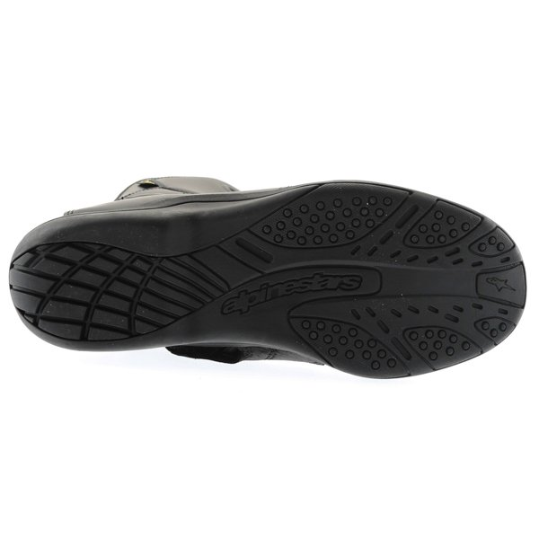 Alpinestars Web Goretex Black Waterproof Motorcycle Boots Sole