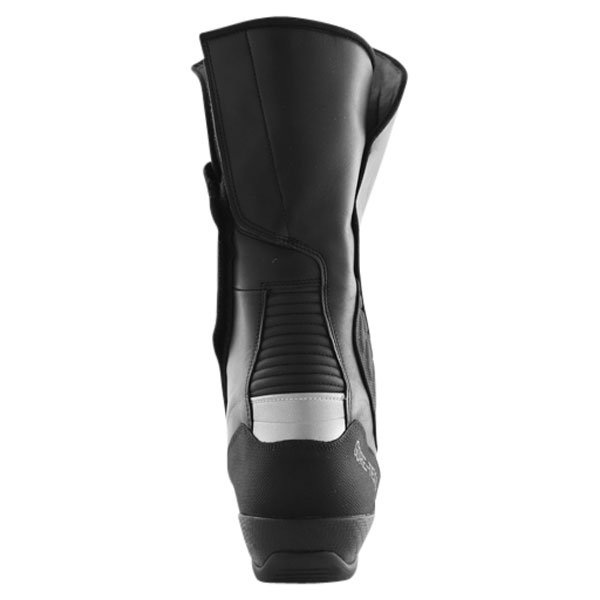 Daytona Strive Goretex Waterproof Black Motorcycle Boots Heel