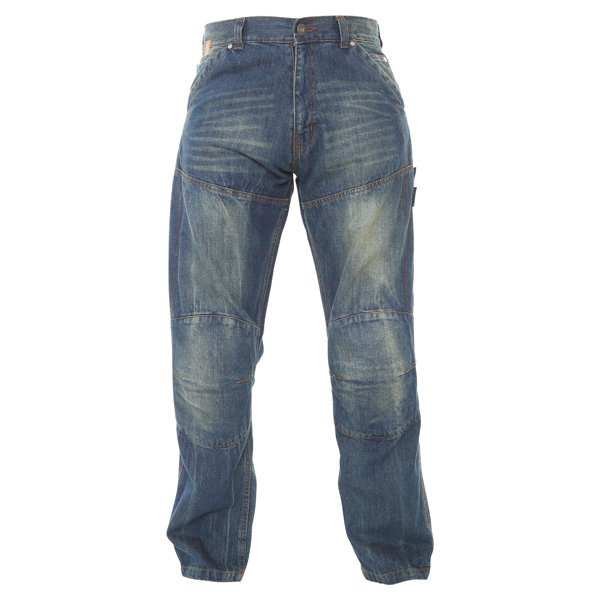 009 Ride Out WR Jeans Blue Denim Motorcycle Jeans