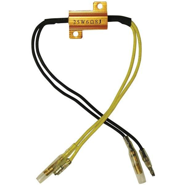 Bike It Led Winker Resistor 25W 6 Ohm