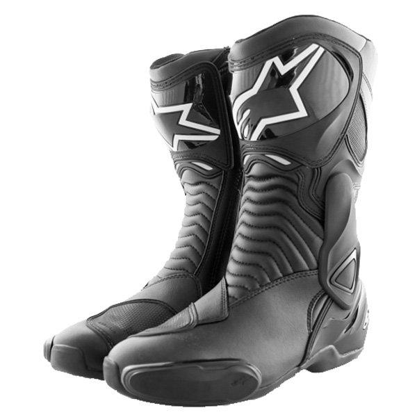 S-MX 6 Boots Black