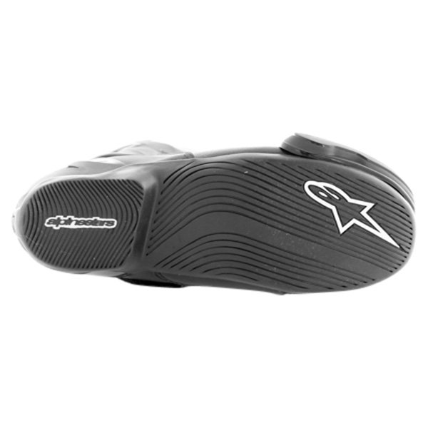 Alpinestars S-MX 6 Black Motorcycle Boots Sole