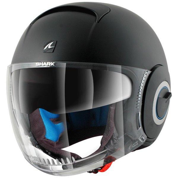 Nano Helmet Matt Black Shark Helmets