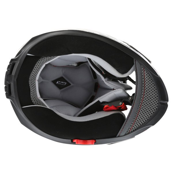 Box BZ-1 Isle Of Man Full Face Motorcycle Helmet Inside