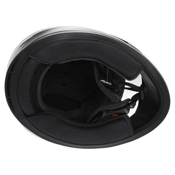 Frank Thomas FT36 Black Full Face Motorcycle Helmet Inside