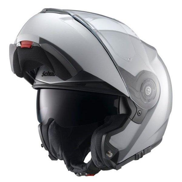 C3 Pro Helmet Silver Schuberth Helmets