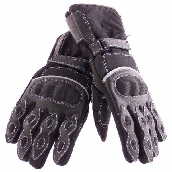 Frank Thomas 502 R Black Motorcycle Gloves