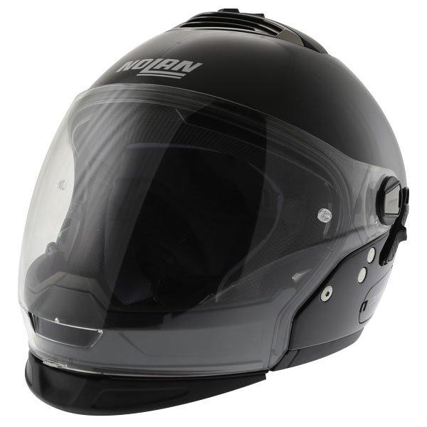 N43E Air Vps N-Com 3 Black Nolan Helmets