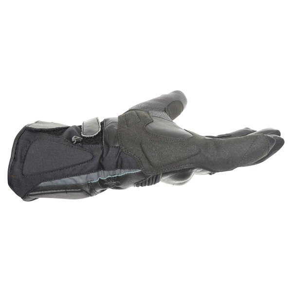 Frank Thomas 503 Black Motorcycle Gloves Little finger side