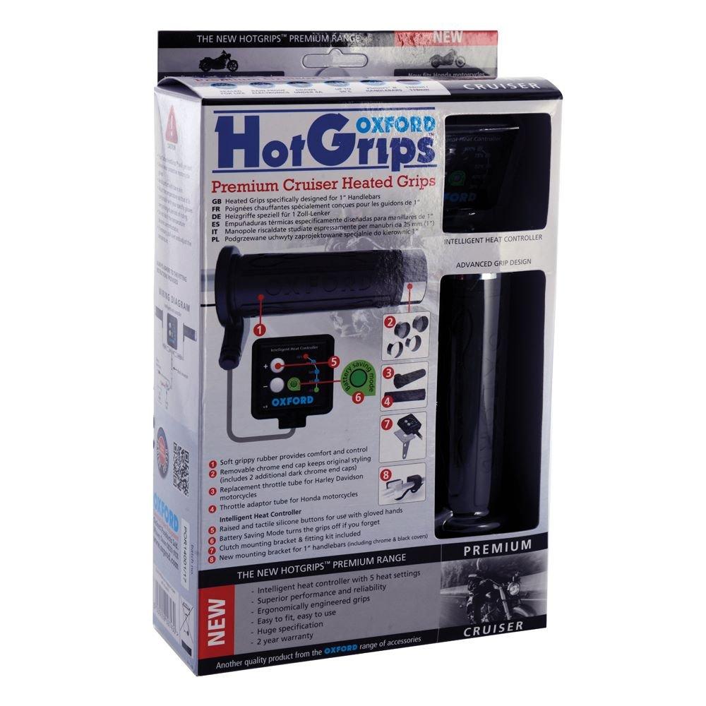 Hotgrips Premium Cruiser Heated Grips