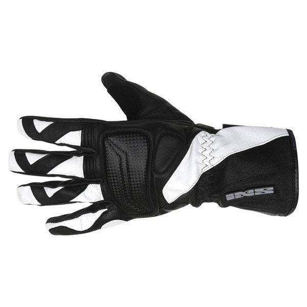 Mirano Gloves Black White Gloves