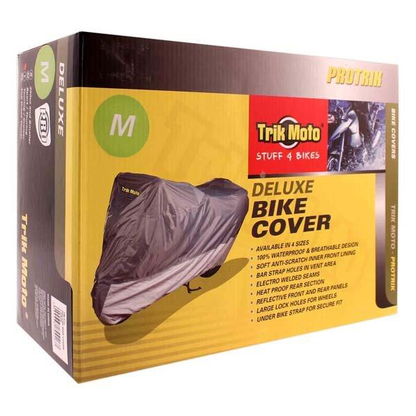 Delux Bike Cover Medium Covers