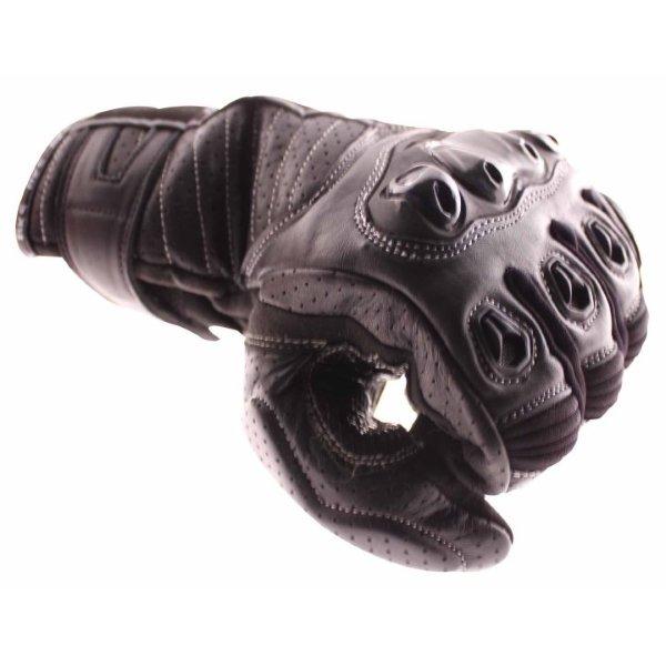 BKS Leo I-2-14 Black Gloves Knuckle