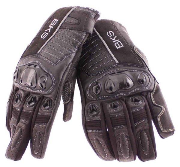 BKS Leo I-2-14 Black Gloves