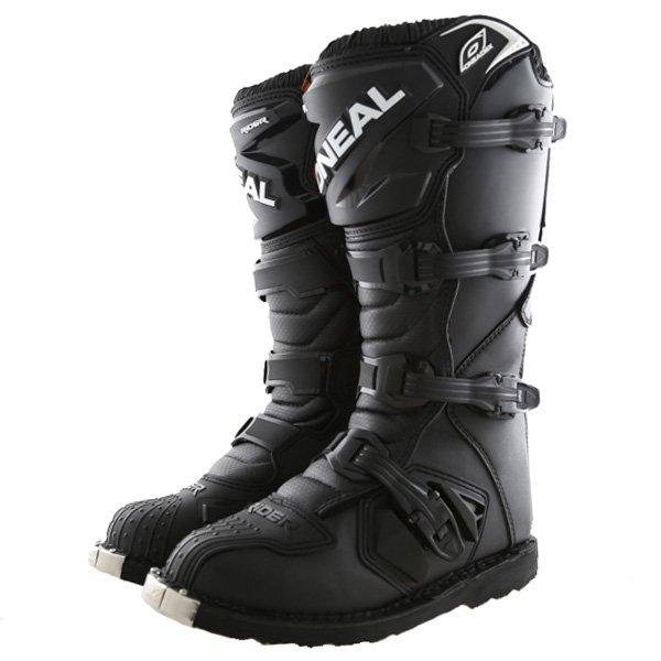 Rider Boots Black