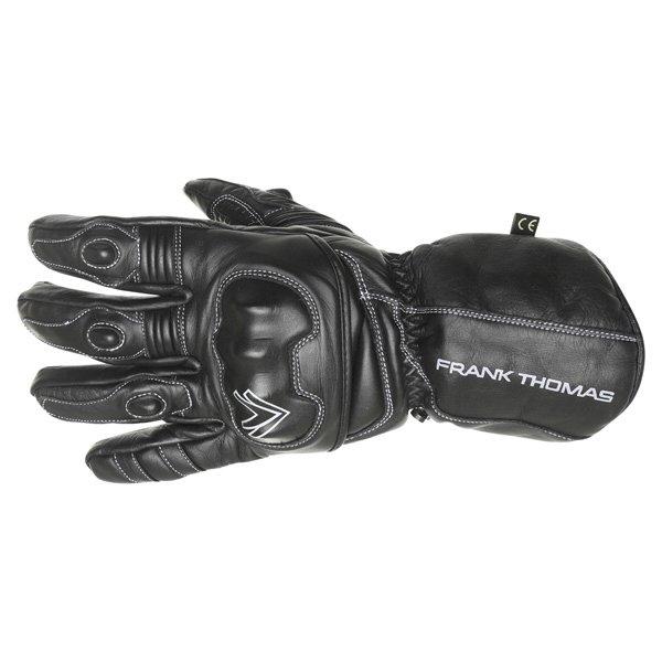 FT-02 Cat 2 Gloves Black Winter Gloves