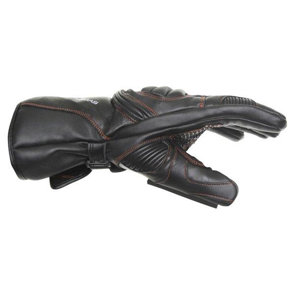 Frank Thomas FT-05 Cat 2 Black Motorcycle Gloves Thumb side