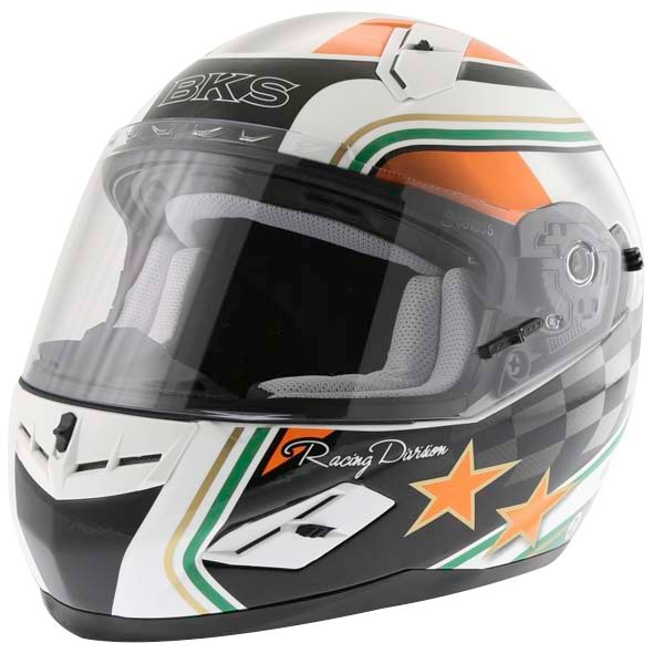 Flag Helmet Ireland Motorcycle Helmets