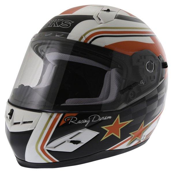 Flag Helmet St George Motorcycle Helmets