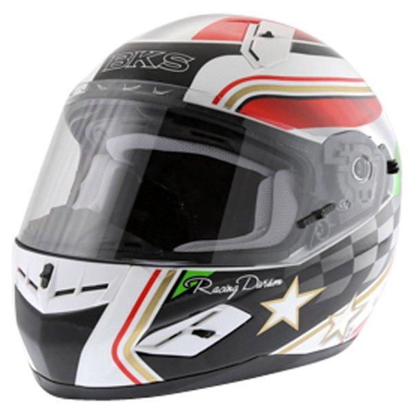 Flag Helmet Italy Motorcycle Helmets