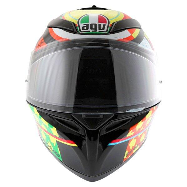 AGV K3 SV Elements Full Face Motorcycle Helmet Front