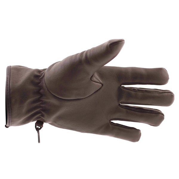 Frank Thomas Con-Dress Brown Motorcycle Gloves Palm