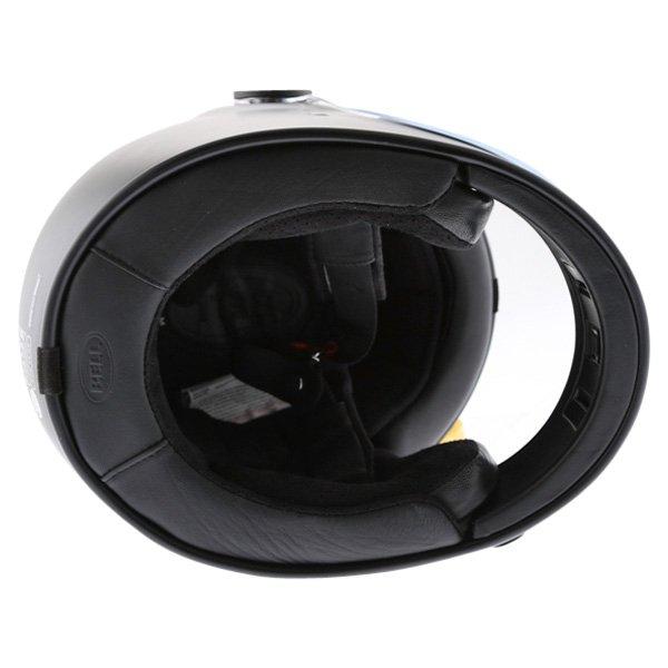 Bell Bullit Matt Black Full Face Motorcycle Helmet Inside