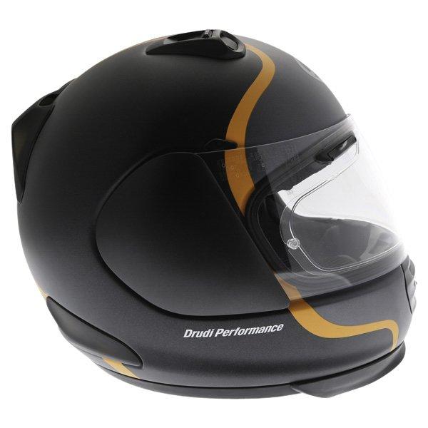 Arai Rebel Herritage Grey Full Face Motorcycle Helmet Right Side
