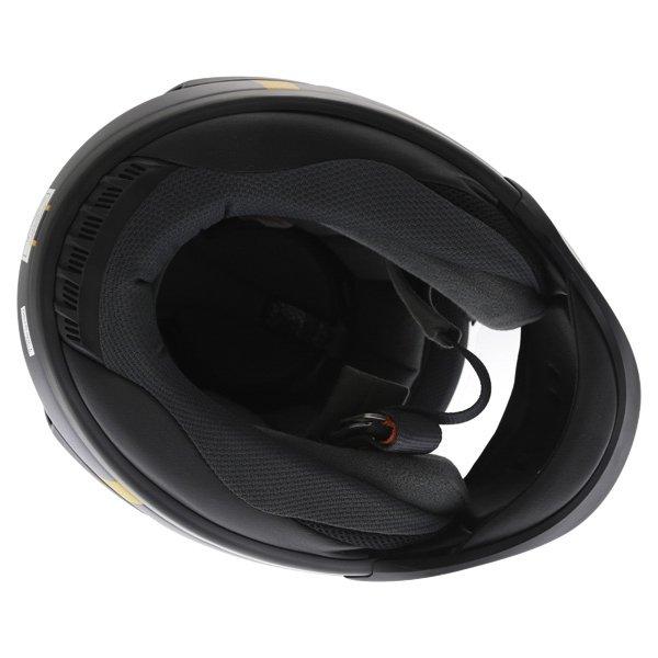 Arai Rebel Herritage Grey Full Face Motorcycle Helmet Inside