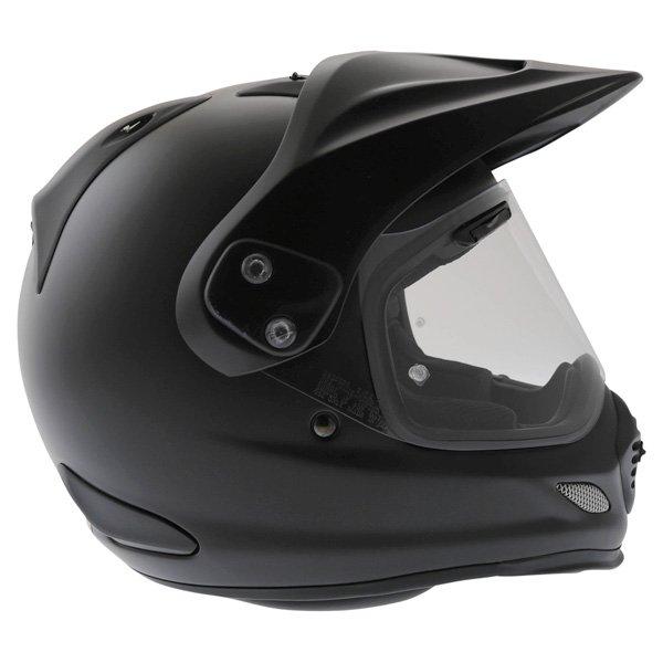 Arai Tour-X 4 Frost Black Adventure Motorcycle Helmet Right Side