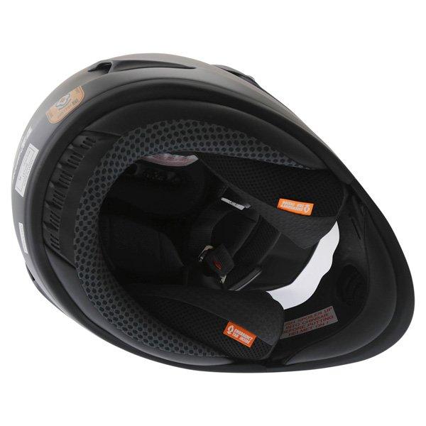 Arai Tour-X 4 Frost Black Adventure Motorcycle Helmet Inside