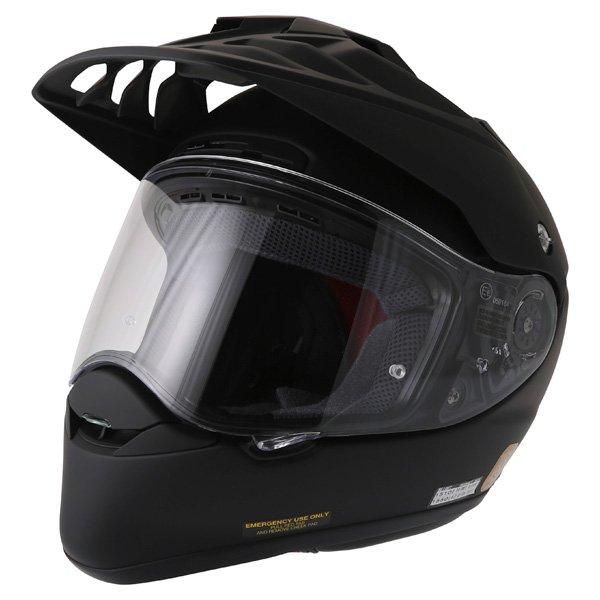 Hornet Adv Helmet Matt Black