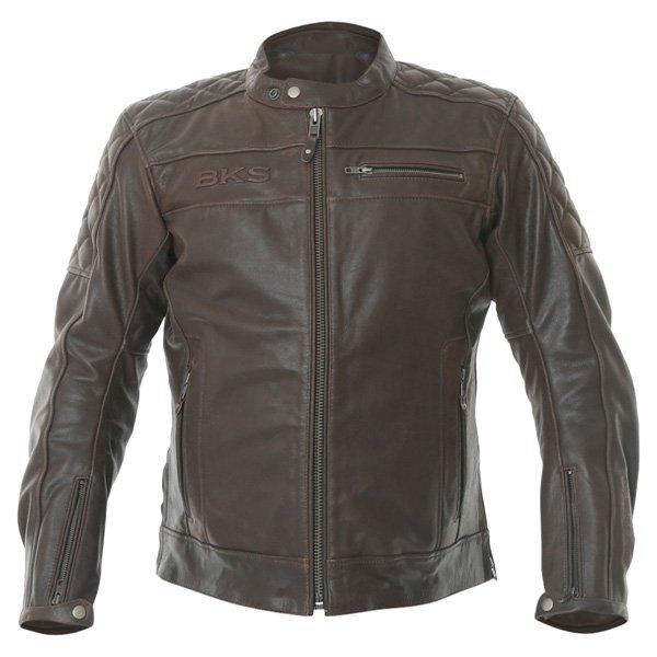 Retro Jacket Brown BKS Clothing