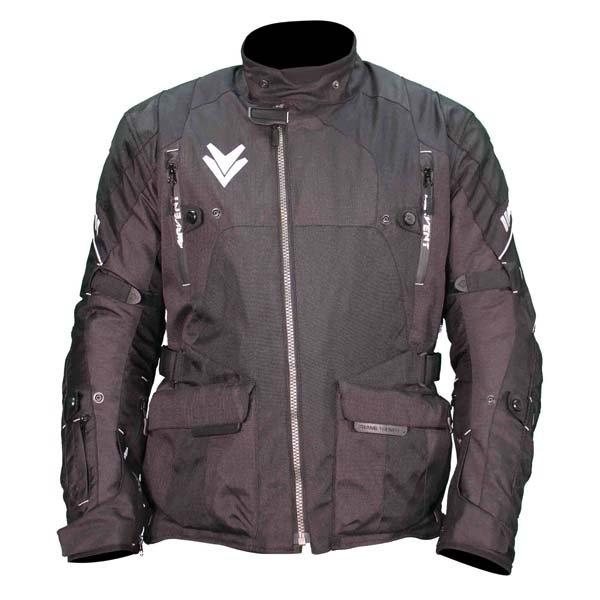 Frank Thomas FTW702 Mercury Jacket Black Front