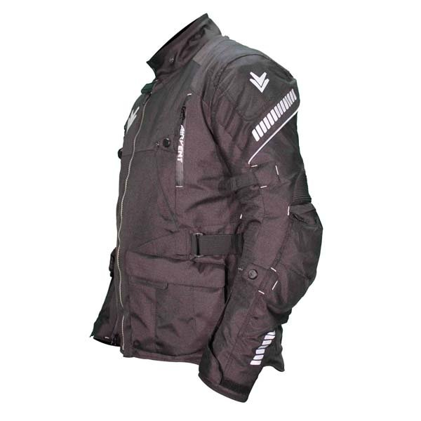 Frank Thomas FTW702 Mercury Jacket Black Side