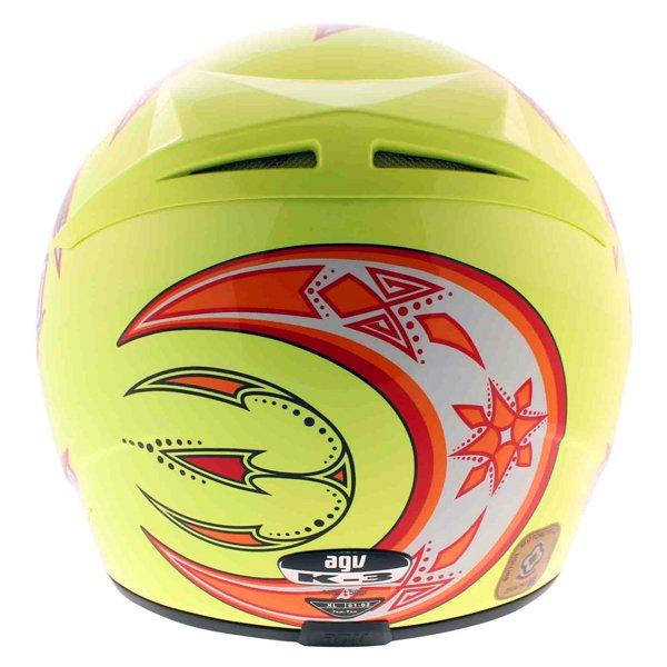 AGV K3 Rossi Brazil 2001 Full Face Motorcycle Helmet Bag