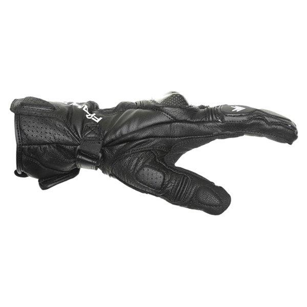 Frank Thomas Beta Black Motorcycle Gloves Thumb side