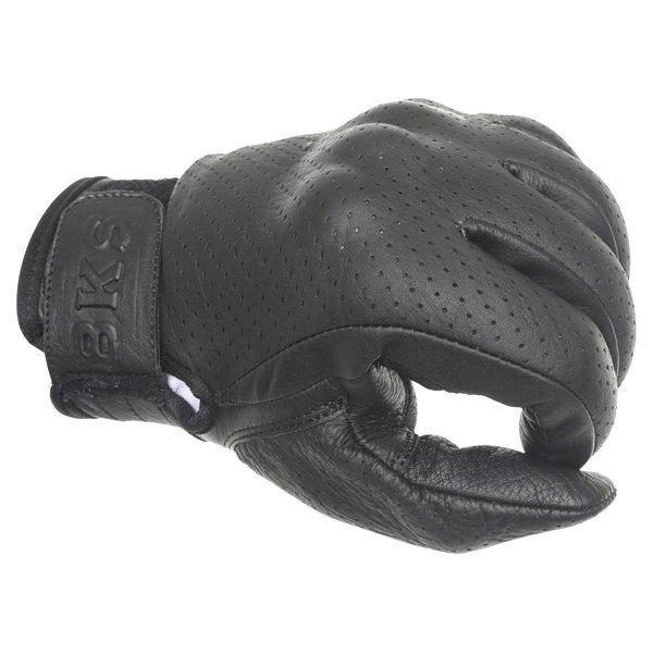 BKS Jack Black Motorcycle Gloves Knuckle
