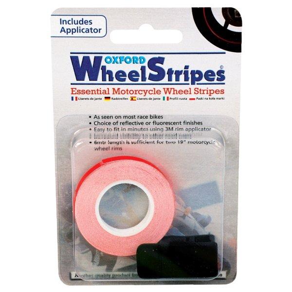 Wheel Stripes Orange 7mm Wheel Stripes