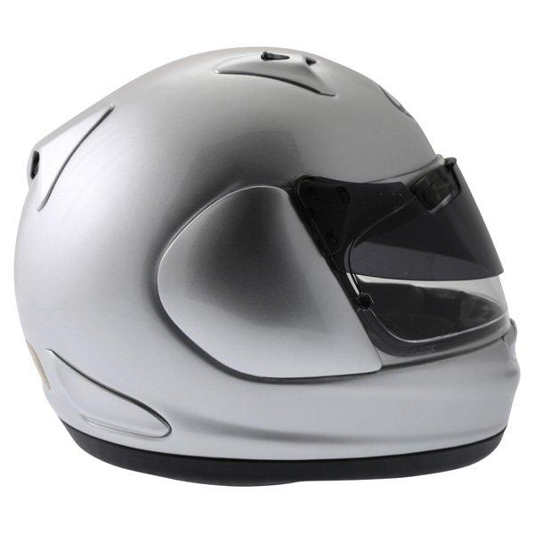 Arai Quantum ST Pro Alu Silver Full Face Motorcycle Helmet Right Side
