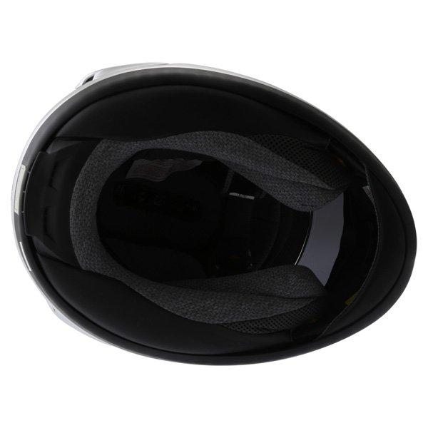 Arai Quantum ST Pro Alu Silver Full Face Motorcycle Helmet Inside