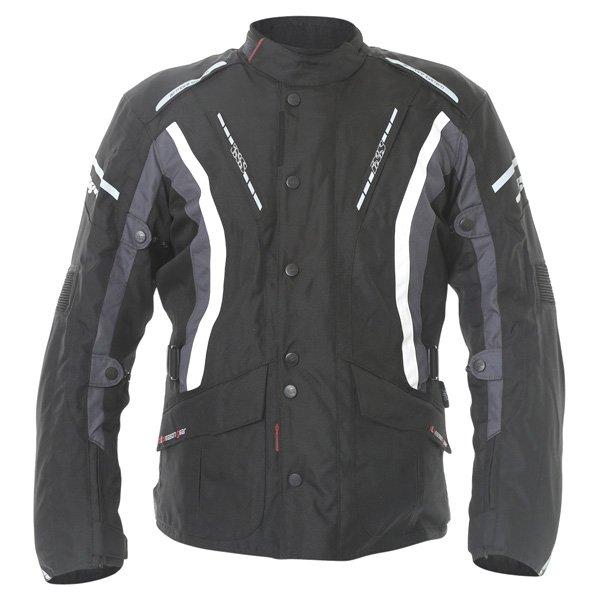 Taranis Jacket Black Grey White Clothing