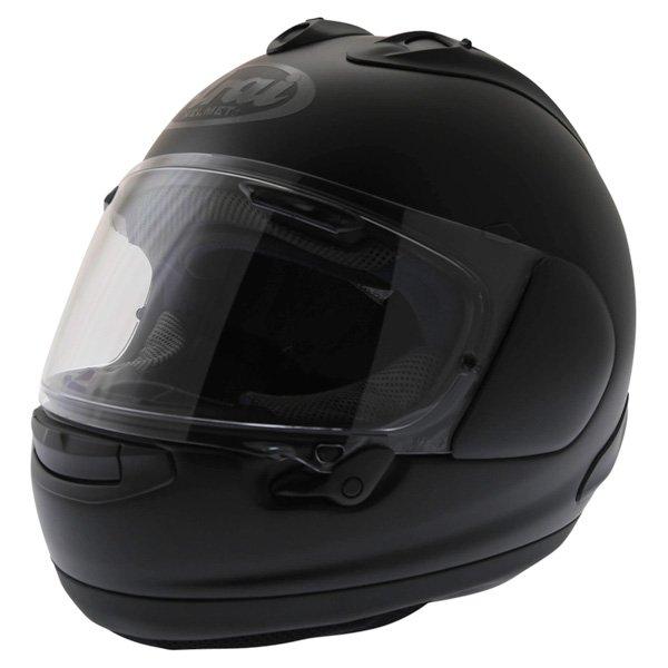 RX-7V Helmet Frost Black