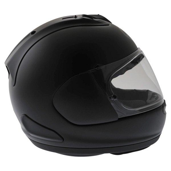 Arai RX-7V Frost Black Full Face Motorcycle Helmet Right Side