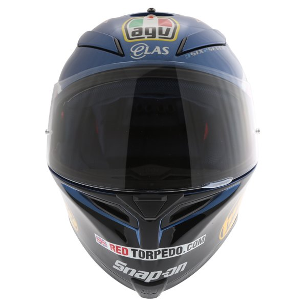 AGV K5 Guy Martin 3Some Full Face Motorcycle Helmet Front